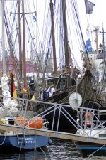 sejl skib
