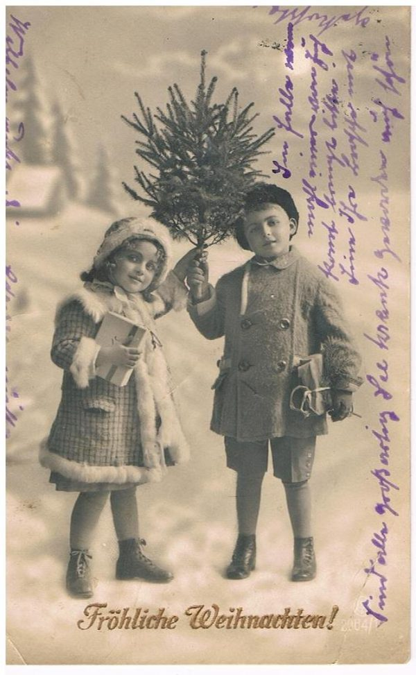 Postkort og foto