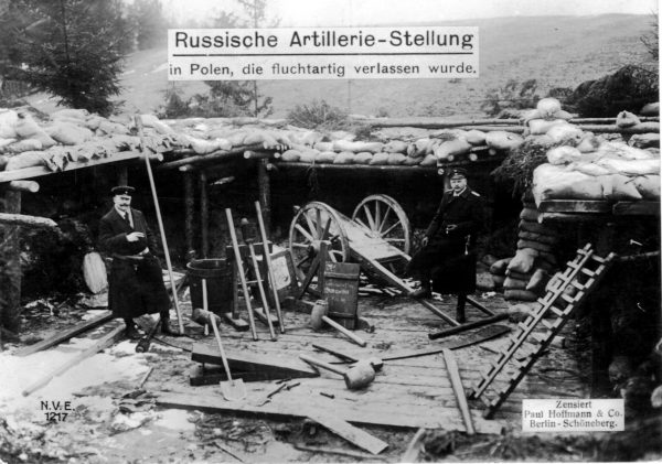 Tyske soldater første verdenskrig
