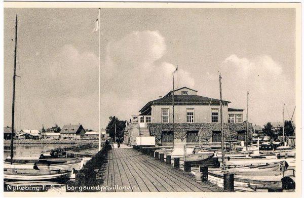 Gamle Fotografier Nykøbing F.