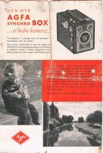 Foto reklame box kamera