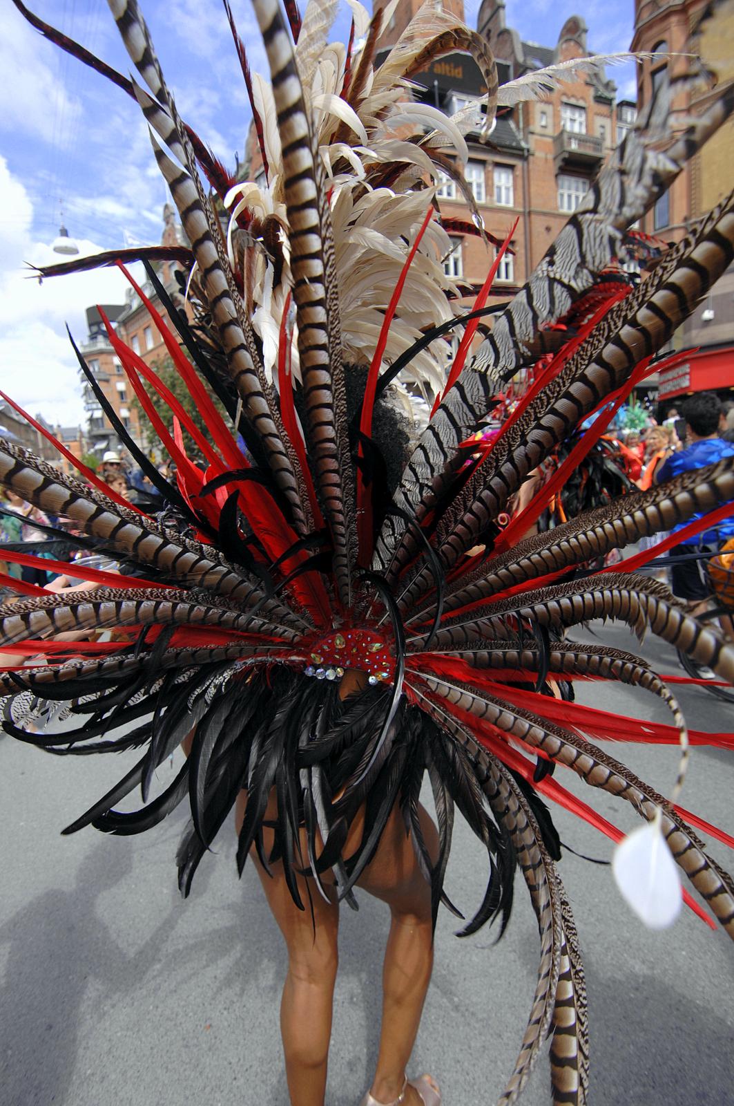Karneval i København by Jens